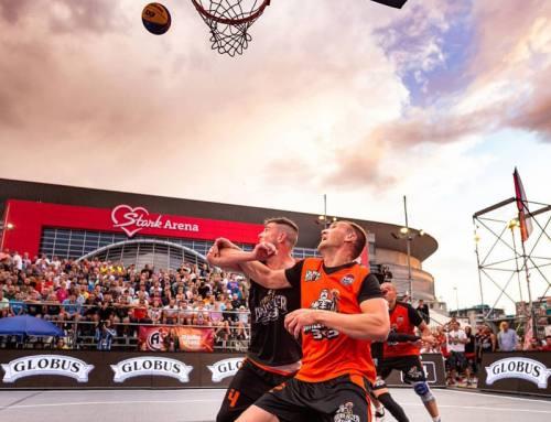 Sponzorstvo 3×3 Basket challenger turnira u Beogradu