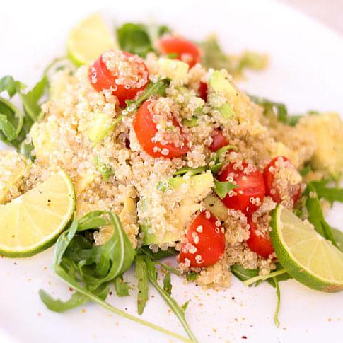kinoa salata sa limunom