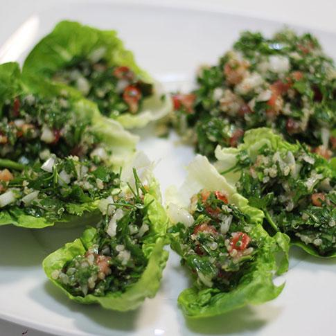kinoa salata sa paradajzom