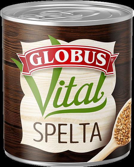 spelta u konzervi globus vital