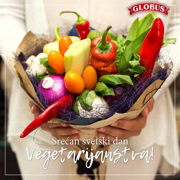 srecan svetski dan vegetarijanstva