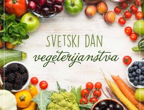 Vegetarijanstvo za početnike