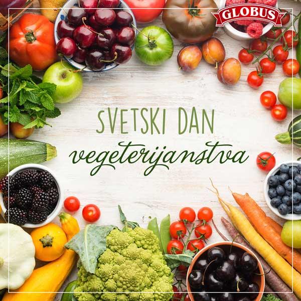 svetski dan vegetarijanstva