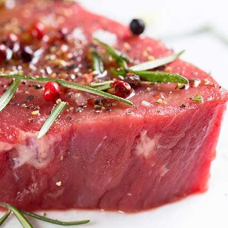 sirovo meso kao izvor proteina