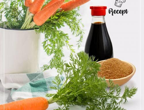 Varivo od lišća šargarepe